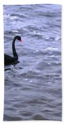 Black Swan Family Bath Towel