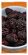 Blackberries 134 Bath Towel