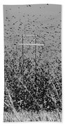 Blackbird Tornado Bath Towel