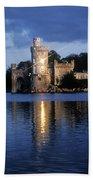 Blackrock Castle, River Lee, Near Cork Bath Towel