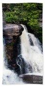 Blackwater Falls #4 Bath Towel