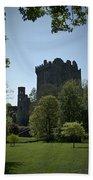 Blarney Castle Ireland Bath Towel