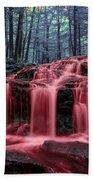 Blood Falls 2 Bath Towel