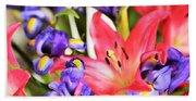 Blooming Colors Hand Towel
