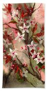 Blooming Magical Gardens Hand Towel