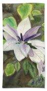 Blossom At Sundy House Hand Towel