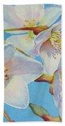 Blossoms Bath Towel