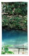 Blue Hole National Park Bath Towel