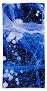 Blue Ice Bath Towel