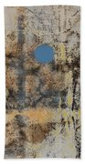Blue Moon Bath Towel