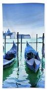 Blue Venice Bath Towel