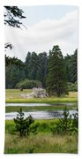 Bluff Lake Ca 9 Hand Towel