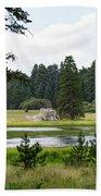 Bluff Lake Ca 9 Bath Towel