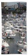 Boat Party Bath Towel