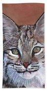 Bobcat Bath Towel