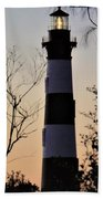 Bodie Island Trees Bath Towel