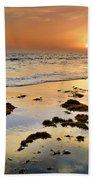 Bolonia Beach II Bath Towel