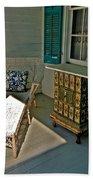Bon Secour Lounge On The Porch Bath Towel