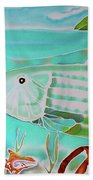 Bonefish Bath Towel