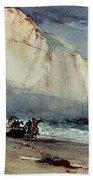 Bonington, Cliff, 1828 Bath Towel
