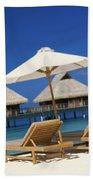Bora Bora, Beach Bath Towel