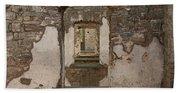 Borgholm Castle Bath Towel