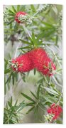 Bottlebrush Bath Towel
