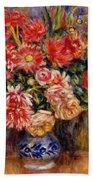 Bouquet 1913 Bath Towel