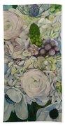 Bouquet Of Love Bath Towel