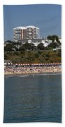 Bournemouth Beaches Bath Towel
