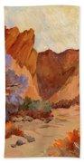 Box Canyon Bath Towel