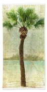 Bradenton Palm Bath Towel