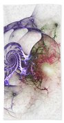 Brain Damage Bath Towel