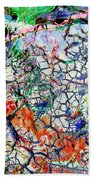 Branches Of Life Bath Towel