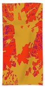 Brandywine  Maple Fall Colors 4 Bath Towel