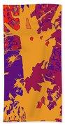 Brandywine  Maple Fall Colors 8 Bath Towel