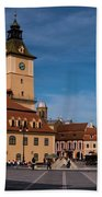 Brasov Council Square Hand Towel