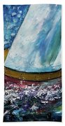 Breeze On Sails -2  Bath Towel