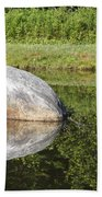 Bretzfelder Memorial Park - Bethlehem New Hampshire Bath Towel