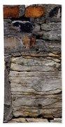 Bricks And Blocks Bath Sheet by Tim Good