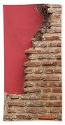 Bricks, Stones, Mortar And Walls - 3 Bath Towel