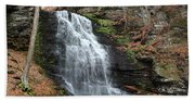 Bridal Veil Falls Bath Towel