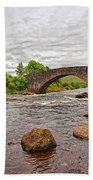 Bridge Of Orchy Argyll Bute Bath Towel
