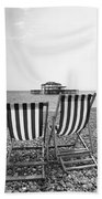 Brighton Deck Chairs Hand Towel
