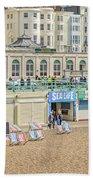 Brighton Seaside  Bath Towel