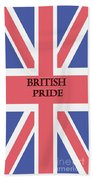 British Pride Hand Towel