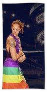 Brittney Griner Lgbt Pride 2 Bath Towel