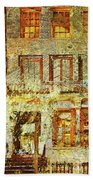 West Side Van Gogh Bath Towel
