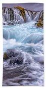 Bruarfoss  Bath Towel