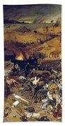 Bruegel: Triumph Of Death Bath Towel
